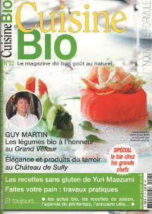 cuisine bio magazine