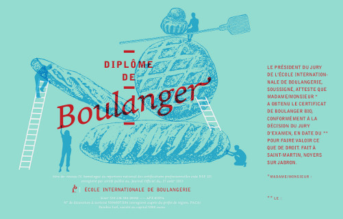 French 'Boulanger' Diploma