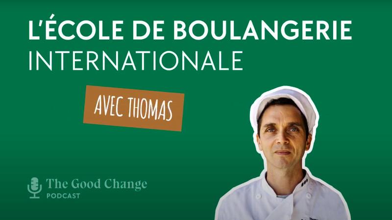 Podcast: L'École Internationale de Boulangerie